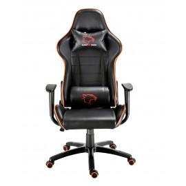 Fotel Gamingowy F4G F32 Pomarańczowy