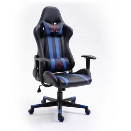 Fotel Gamingowy F4G FG33 Niebieski