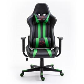 Fotel Gamingowy F4G FG33 Zielony