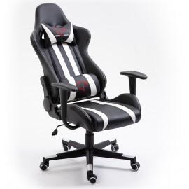 Fotel Gamingowy F4G FG33 Biały