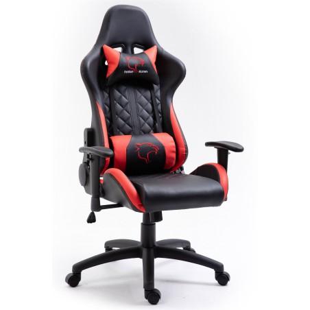 Fotel Gamingowy F4G FG40 HQ Czerwony