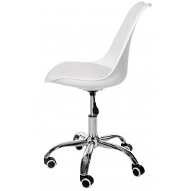 Fotel dziecięcy FD005 Biały