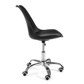 Fotel do biurka dziecięcy FD005 Czarny