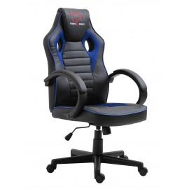 Fotel Gamingowy F4G FG21 Czarno -Niebieski
