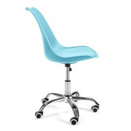 Fotel do biurka dziecięcy FD005 Niebieski