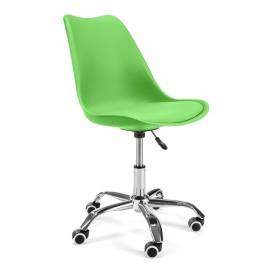 Fotel do biurka dziecięcy FD005 Zielony