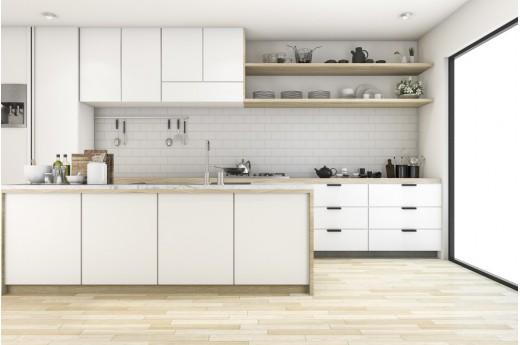 Białe meble w kuchni? Dobre czy złe rozwiązanie?
