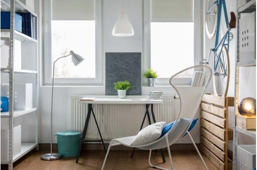 Lifehacki, pomysły i triki na przechowywanie w małym mieszkaniu