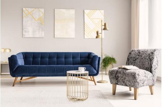 Wnętrze w stylu glamour - jak urządzić i jakie meble wybrać?