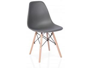 Tanie krzesła welurowe, plastikowe i drewniane