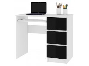 Biurka wysoki połysk - Tanie biurka z połyskiem