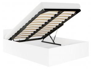 Stelaże podnoszone do łóżek z pojemnikiem na pościel